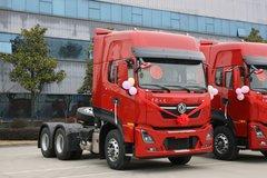西风商用车 新天龙KL重卡 465马力 6X4牵引车(2.87速比)(DFH4250D) 卡车图片