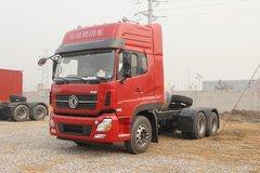 西风商用车 天龙重卡 440马力 6X4 LNG牵引车(EQ4250GD5N1) 卡车图片