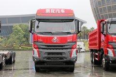 乘龙H7自卸车外观                                                图片