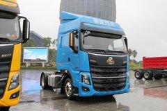 西风柳汽 乘龙H7重卡 中通定制版 460马力 4X2牵引车(LZ4181H7AB) 卡车图片
