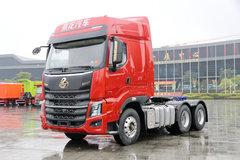 西风柳汽 乘龙H7重卡 2019款 560马力 6X4牵引车(LZ4258H7DB) 卡车图片
