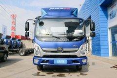 福田 奥铃CTS 150马力 4.14米单排厢式轻卡(宽轮距)(BJ5048XXY-FC) 卡车图片