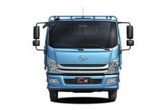 跃进 超越C500-33 蓝巨人 2019款 180马力 4.2米单排栏板轻卡(SH1102ZFDCWZ) 卡车图片
