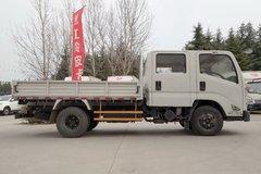 江铃 凯运升级版 116马力 3.16米双排栏板轻卡(JX1044TSGA25) 卡车图片