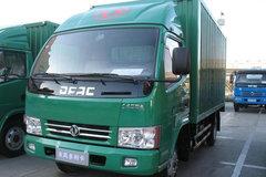 东风 多利卡S 75马力 3.3米单排厢式轻卡 卡车图片