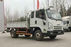 江铃 凯运强劲版 轻载型豪华款 129马力 3.7米排半栏板轻卡(宽体)(JX1045TPGC25) 卡车图片