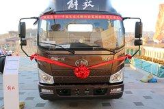 解放 J6F 165马力 高效版 4.21米单排仓栅式轻卡(CA5043CCYP40K2L1E5A84) 卡车图片
