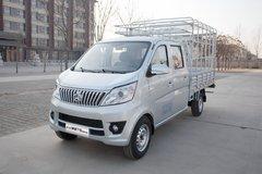 长安轻型车 神骐T10 舒适型 1.5L 112马力 汽油 2.52米双排仓栅微卡(SC5035CCYSNA5) 卡车图片