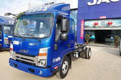 江淮 帅铃Q3 全能商贸版 120马力 3.82米排半厢式轻卡(HFC5041XXYP93K4C3V-1) 卡车图片