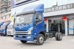 跃进 超越C500-33 蓝巨人 180马力 4.165米单排厢式轻卡(SH5042XXYZFDCWZ4) 卡车图片
