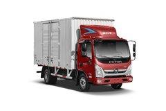 福田 奥铃CTS 150马力 4.14米单排厢式轻卡(BJ5048XXY-FC) 卡车图片