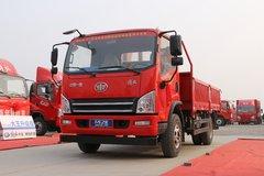 束缚 虎VH 160马力 4X2 4.15米自卸车(CA3041P40K2L1E5A84)
