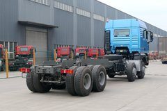 中国重汽 汕德卡SITRAK G7H重卡 540马力 8X4 8.4米自卸车(ZZ3316N466HE1) 卡车图片