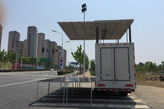 远旺 120马力 江淮骏铃底盘舞台车(HXW5040XWTJ2) 卡车图片