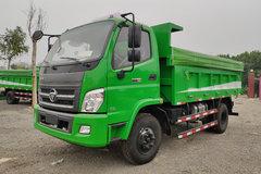 福田 瑞沃E3 129马力 4X2 4米自卸车(BJ3043D8JEA-FD) 卡车图片