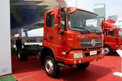 西风商用车 天锦中卡 160马力 4X4 5.4米公用车(底盘)(DFL1100B) 卡车图片