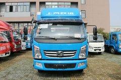 跃进 上骏X500-33 143马力 4.2米单排栏板轻卡(宽体)(SH1042KFDCWZ4) 卡车图片