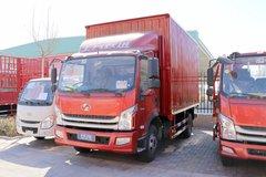 跃进 超越C500-33 重载版 180马力 4.165米单排厢式轻卡(SH5042XXYZFDCWZ4) 卡车图片