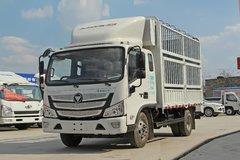 福田 欧马可S3系 143马力 4.18米单排仓栅式轻卡(BJ5048CCY-FA) 卡车图片