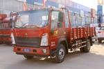 中国重汽HOWO 悍将 170马力 4.165米单排栏板轻卡(ZZ1047F341CE145)