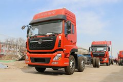西风商用车 天龙VL重卡 2019款 245马力 6X2 9.6米栏板载货车(DFH1200A) 卡车图片