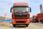东风商用车 天龙VL重卡 420马力 8X4 9.6米仓栅式载货车(DFH5310CCYA1)图片