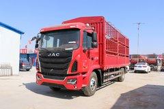 江淮 格尔发K5L中卡 160马力 4X2 6.77米仓栅式载货车(HFC5161CCYP3K1A50S2V) 卡车图片