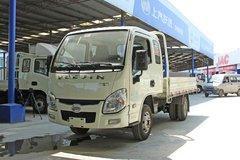 跃进 小福星S50Q 1.3L 87马力 汽油 2.93米排半栏板微卡(SH1032PBGBNZ) 卡车图片
