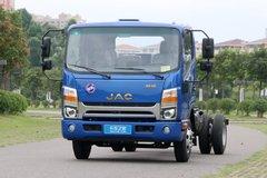 江淮 帅铃Q6 全能城配版 152马力 4.12米单排厢式轻卡(HFC5043XXYP71K1C2V) 卡车图片