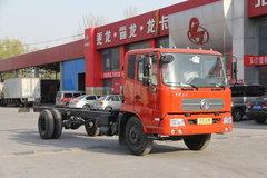 西风商用车 天锦中卡 210马力 4X2 4.8米载货车(底盘)(DFL1140B1) 卡车图片