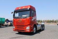 青岛束缚 JH6重卡 杰出版 460马力 6X4牵引车(435后桥)(CA4250P26K2T1E5A80) 卡车图片