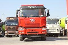 一汽束缚 J6P重卡 460马力 8X4 7.8米自卸车(CA3310P66K24L5T4AE5) 卡车图片