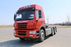 青岛解放 悍V重卡 420马力 6X4牵引车(CA4258P1K2T1E5A80)
