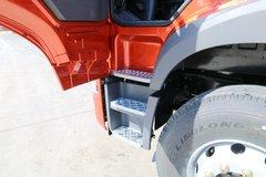 青岛解放 悍V重卡 420马力 6X4牵引车(CA4258P1K2T1E5A80) 卡车图片