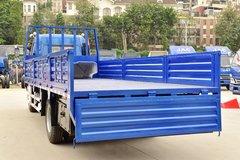 江淮 骏铃V9 168马力 6.8米排半栏板载货车(HFC1160P91K1E1V) 卡车图片