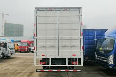 福田 奥铃CTS中卡 170马力 4X2 6.75米排半厢式载货车(BJ5148XXY-A1) 卡车图片
