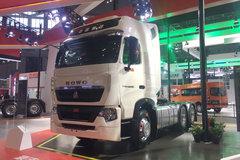 中国重汽 HOWO T7H重卡 500马力 6X4 AMT自动挡牵引车(www.js77888.com)(ZZ4257V324HF1B) 卡车图片