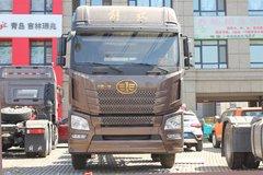青岛解放 JH6重卡 460马力 8X4 9.4米冷藏车底盘(CA5320XLCP25K2L7T4E5A80)