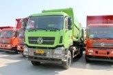东风商用车 天龙KC重卡 440马力 6X4 5.8米LNG自卸车(EQ3250GD5N)