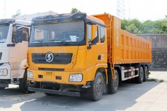 陕汽重卡 德龙X3000 430马力 8X4 8米自卸车(SX3310XC61B)
