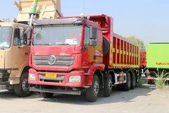 陕汽重卡 德龙新M3000 轻量化版 300马力 8X4 7.2米自卸车(SX3310MB366) 卡车图片