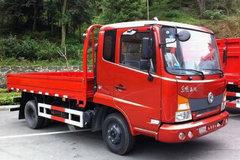 西风商用车 嘉运 130马力 4.1米排半栏板轻卡 卡车图片