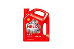 壳牌 红喜力HX3 15W-40 4L