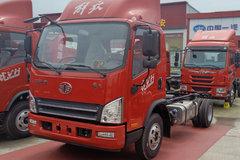 束缚 虎VH 156马力 4.16米单排仓栅式轻卡(CA5041CCYP40K62L2E5A84) 卡车图片