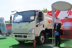 解放 J6F 150马力 4X2 加油车(旗林牌)(QLG5124GYY)
