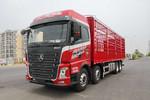 三一集团 俊领版 400马力 8X4 9.6米仓栅式载货车