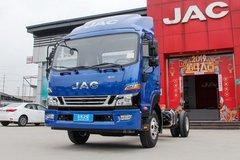 江淮 骏铃V8 170马力 4.15米单排厢式轻卡(HFC5043XXYP91K9C2V) 卡车图片