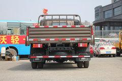 中国重汽HOWO 悍将 116马力 4.165米单排栏板轻卡(ZZ1047C3315E145) 卡车图片