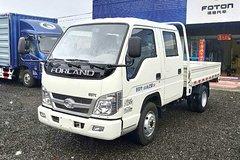 福田期间 小卡之星Q2 1.5L 116马力 汽油 2.71米双排栏板微卡(国六)(BJ1035V4AV5-51) 卡车图片