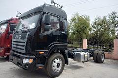 江淮 格尔发K6L中卡 220马力 4X2 6.8米仓栅式载货车(HFC5181CCYP3K1A53S6V) 卡车图片